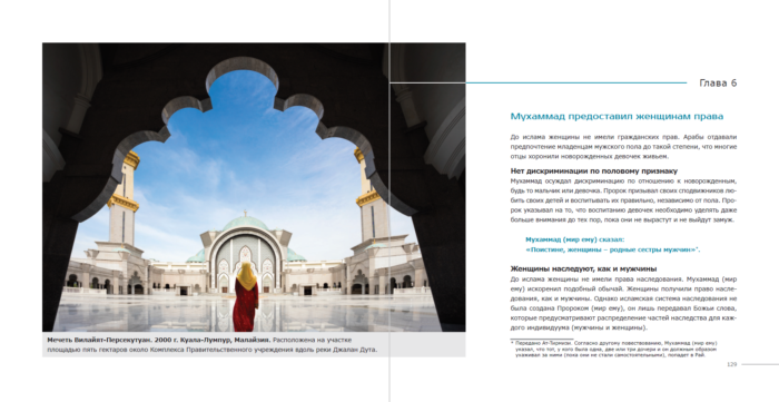 Путеводитель по Исламу - Глава 6